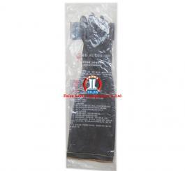 Găng cao su chống acid đen TQ-loại rất dài ( tới nách )