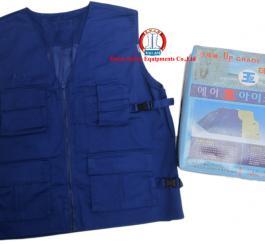 Áo gilê làm mát Hàn Quốc (kèm dụng cụ làm mát)