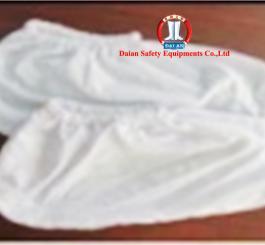 Bao giày phòng sạch vải xoa trắng, xoa màu