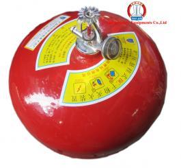 Bình cứu hỏa cầu tự động TQ đỏ (6kg)