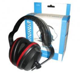 Bịt tai chống ồn Pháp  Mầu đỏ Mã SR-1