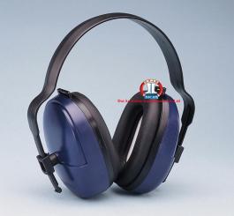 Bịt tai chống ồn Mỹ Mầu xanh Mã HB-25,xoay được các vị trí