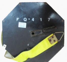 Cuộn dây phản quang (50m/3,5cm) quay