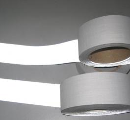 Dải phản quang vải mầu ghi bản 5cm-HQ ( 200 m/cuộn )