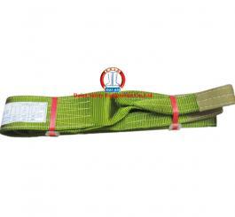 Dây cẩu hàng bản 8cm dài 5,2 đến 6,2m -HB dùng cẩu kính