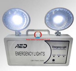 Đèn tự động , đèn sự cố (mắt cua) loại nhỏ - AED  GB 17945