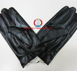 Găng tay chống lạnh Trung Quốc ( găng xe máy da đen )