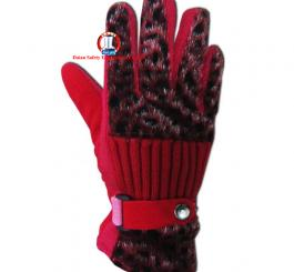 Găng tay chống lạnh VN + ĐL ( găng sợi len )