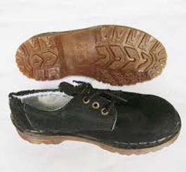 Giày da lộn thấp cổ chống tĩnh điện ( mầu nâu hoặc đen )