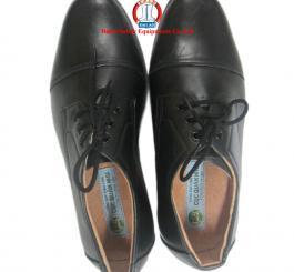 Giày da sĩ quan CA thấp cổ (cho bảo vệ)