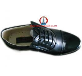 Giày da sĩ quan X26 cấp tá thấp cổ (cho bảo vệ)