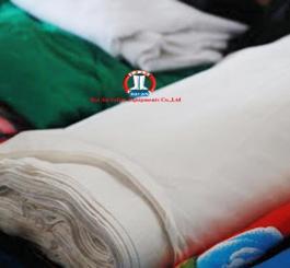 Giẻ lau vải phin trắng cotton khổ 0,85m