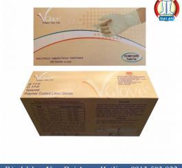 Găng CS y tế mỏng LD Malaysia - có hộp, k bột