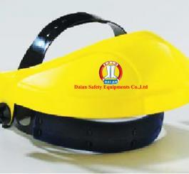 Mạng che mặt ĐL + gài mũ có lưới sắt chống lửa