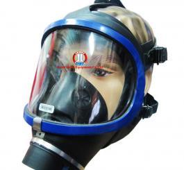 Mặt nạ phòng độc Đức X6300 + 1phin lọc Hữu cơ & Clo