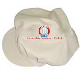 Mũ bao tóc vải kaki LDHQ ghi có lưỡi trai (BKT)