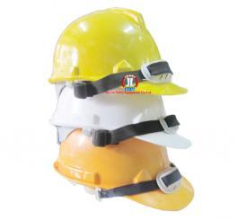 Mũ nhựa NQ - VN núm vặn, có xốp, kiểu TD