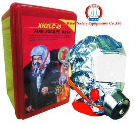 Mũ chống cháy Amiang (mũ thoát hiểm phòng khói độc )