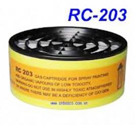 Phin lọc độc vô cơ  ĐL- RC203