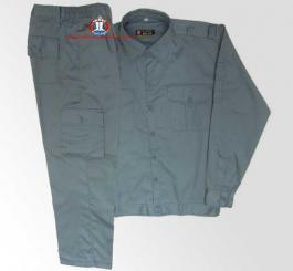Quần áo kaki LDHQ 7500, túi hộp, các mầu ( ghi sáng+ghi chì + xanh dương )