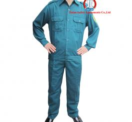 Quần áo kaki dân quân tự vệ-Loại 1
