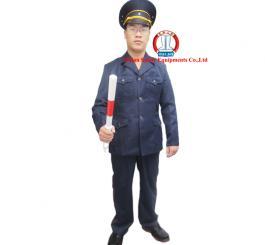 Quần áo đại cán tím cacimer (bảo vệ)