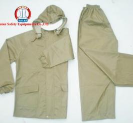Quần áo mưa quân nhu X26 (Kiểu môi trường)