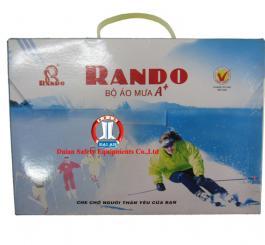 Quần áo mưa RANDO A (mẫu cũ)