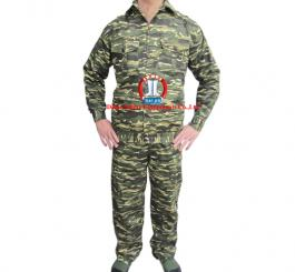 Quần áo kaki rằn ri ( sĩ quan )