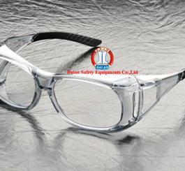 Kính Mỹ Elvex - Ovr Specs SG 37C mắt trắng, gọng trong, dùng chống ngoài kính cận