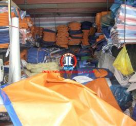 Vải bạt dứa LD mặt xanh,mặt vàng loại TP xịn-khổ 4m dài 50m=200m2 hoặc 6mx50m=300m2/tấm