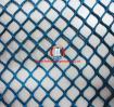 Lưới an toàn Nhật dù các màu (ghi+xanh rêu+tím than) mắt 2x2cm