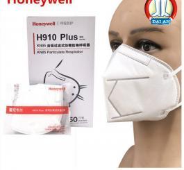 Khẩu trang phòng dịch N95- HONEYWELL H910 PLUS