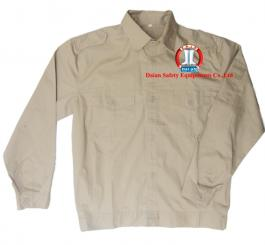 Áo BH vải thô ghi dày (DT + CT)