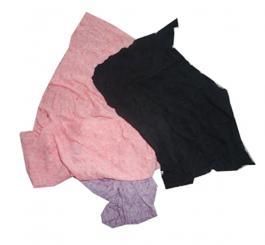 Giẻ lau màu nhỏ (15 x 20) - Vải đông xuân cotton