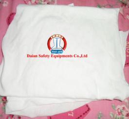 Giẻ lau trắng to (20 x 35) - Vải đông xuân cotton