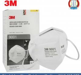 Khẩu trang phòng dịch 3M-9001
