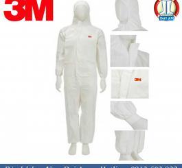 Quần áo phòng dịch 3M 4545