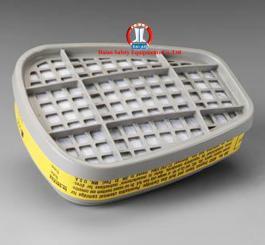 Phin lọc acid  3M - 6003 lọc hơi hữu cơ & vô cơ (loại 2 phin) ( Bắt buộc phải lấy HĐ VAT )