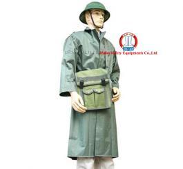 Áo mưa bạt K82, dài 1,1m