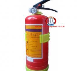 Bình cứu hỏa bột MFZ1 BC có giá đỡ