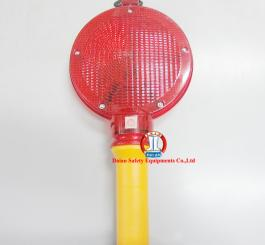 Đèn hoa mai mầu đỏ (cầm tay, dùng pin)