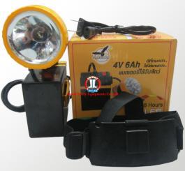 Đèn sạc đội đầu (đèn soi lò) LED - Thái lan (5h)