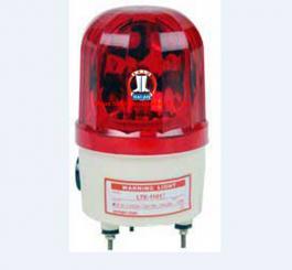 Đèn tín hiệu (đèn quay) nhỏ, dùng ắc quy 12v, 24v, 120v, 220v
