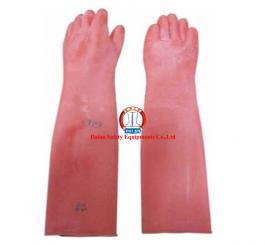 Găng CS chống acid 3ly đỏ SG dài ( tới nách )