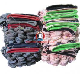 Găng vải kaki cotton đẹp ( lót nỉ dày, rộng )