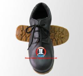 Giày da TC ABC đế cao su kếp, chống dầu