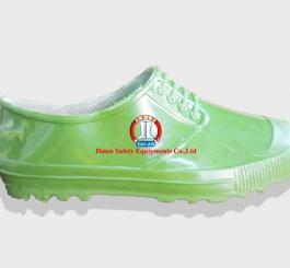 Giày cao su Hoa San mầu bộ đội