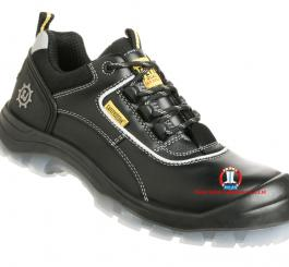 Giày da Bỉ nam - da mầu đen thấp cổ
