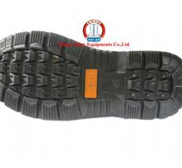 Giày da TC Đại An chất lượng cao-GZX, mũi sắt,đế lót sắt,chống dầu